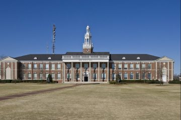 Renovations to the Bibb Building -Troy University