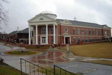 Troy University Dining Hall