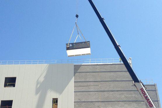Bradley Plumbing & Heating - Lasaffre Yeast Plant