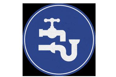 bradley plumbing and heating plumbing icon