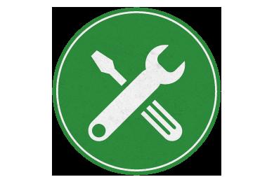 bradley plumbing and heating service icon