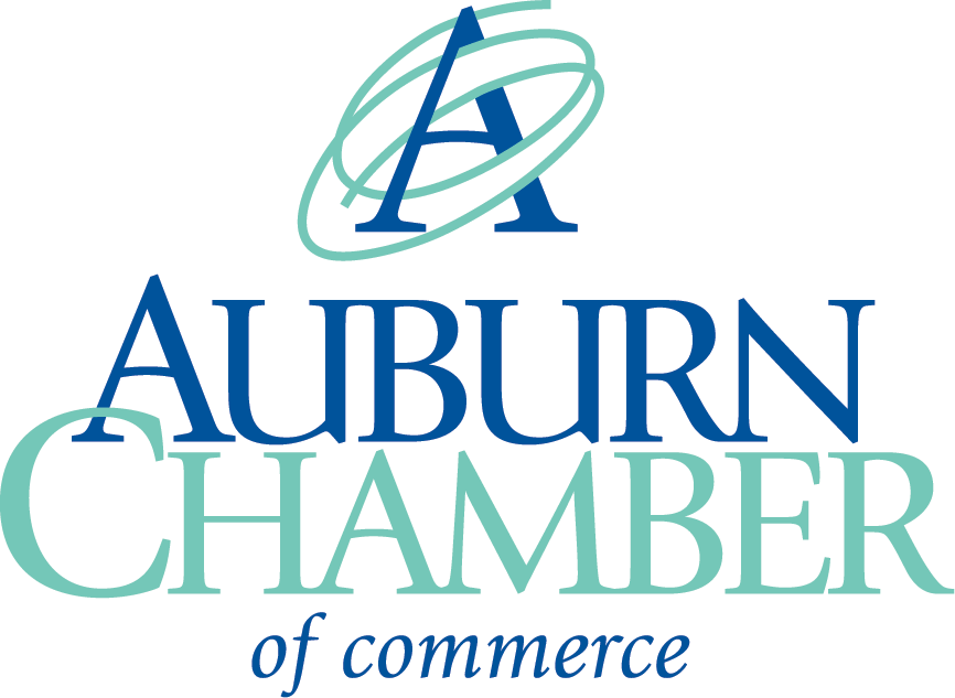 auburn chamber logo