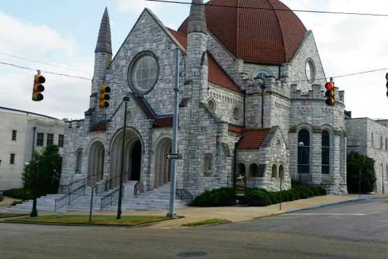 Bradley Plumbing & Heating - First Baptist Church