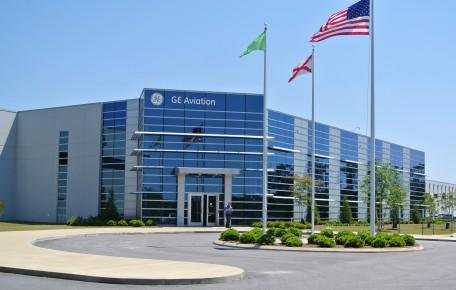 GE Aviation Manufacturing Facility in Auburn, Al
