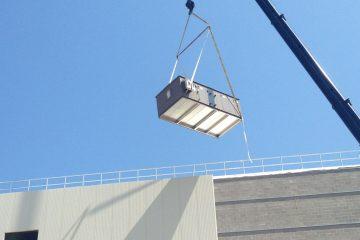 Bradley Plumbing & Heating Project - Lasaffre Yeast Plant